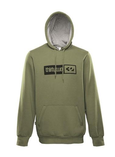 Thirtytwo Sweatshirt Yeşil